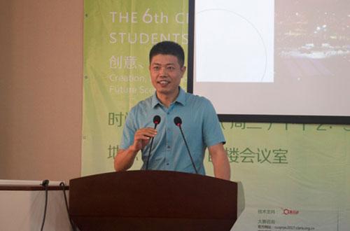 北京成翼文化传媒股份有限公司董事长兼总经理,本届大赛评委陆建